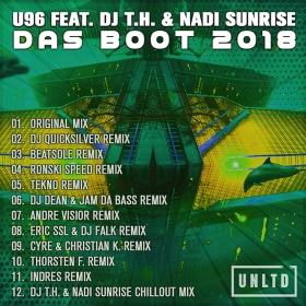 U96 FEAT. DJ T.H. & NADI SUNRISE - DAS BOOT 2018